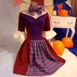 Mad Hatter Inspired Tea Party Dress by Lolanova