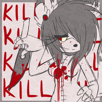 killkillkill by glamourzombiexxx