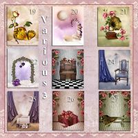 Backgrounds Various 3 by flaviacabral
