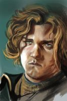 Loras Tyrell by stokesbook