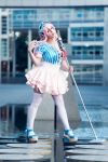 Sonipro  ~ Super Sonico Cosplay by K-I-M-I