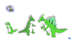 Hageto Fakemon 7 to 9 by Tapejara