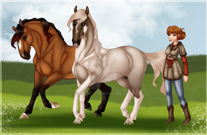 Western Babes by SWC-arpg
