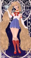 Greek Sailor Moon by LadyIlona1984