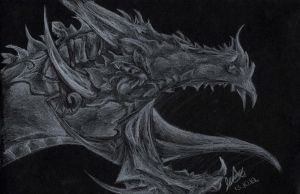 White Dragon by FMAFREAK8