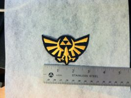 Crest from the Legend of Zelda by ScrwLoose