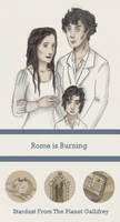Rome is Burning by Kilimiria
