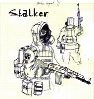 stalker by concho