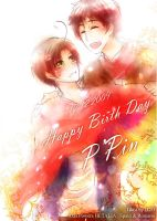 APH : Spain and Romano by H2O-kun