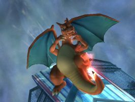 Charizard Pic No.3 by Groudan383