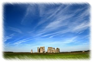 Stonehenge by Colin-Moore
