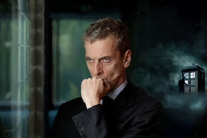 12th-Doctor by Brekke17