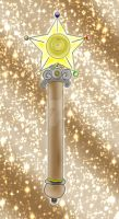 Amalthea's First Henshin Rod by Evilness321