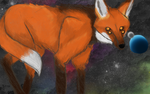 The Maned Wolf  Planet Eater by GumiChewz