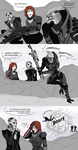 Dammit, Garrus... (Mass Effect) by Barguest