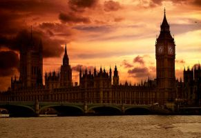 House of Parliament by sican