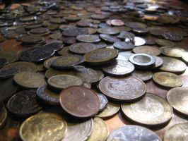 my coins collection by Prizangel