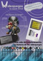 Videogames Infographic by Doriard