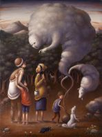 A ghost's advice. by perodog