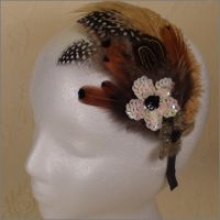 mannequin headband model09 by tracyholcomb