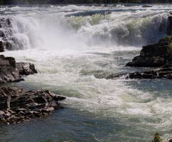 Falls 05 by Eltear-Stock