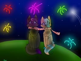 Happy New Years :AT: by Moon-Journey
