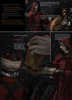 Elder Scrolls - Return of the Black Worm Pg 1 by Guyver89