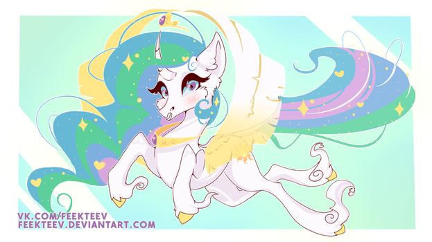 Here's some solar magic for you by feekteev