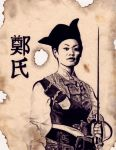 Ching Shih: Female Pirate by LilacLunatic