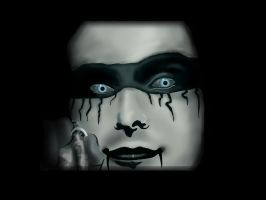 Dani Filth Wallpaper by HalloweenBloodyQueen