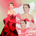 PNG Pack (24) Miley Cyrus by CraigHornerr