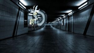 Discord in the Metro [PIRL] by colorfulBrony