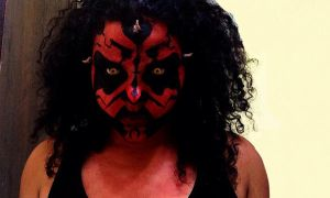 Darth Maul by melartgirl