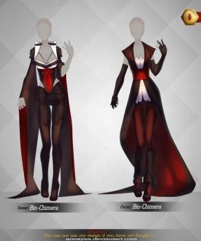 [Closed]Adoptable Outfit (Vamp 3_4) by Anneysa