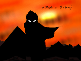 A Robin on the Roof by ServantsofJustice