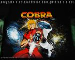 SPACE ADVENTURE COBRA by andycobain
