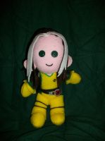 Rogue Plushie by magefeathers