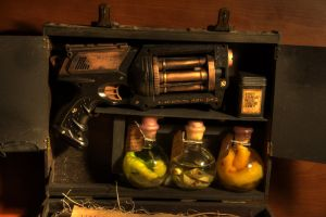 Artifact 1, Hidden Compartment by sunkenlibrary