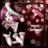Merry Christmas 2005 by Bleuette