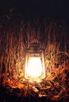 Lead, kindly Light by wchild