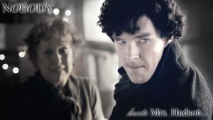 Nobody hurts Mrs Hudson by Bottleheart