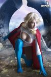 Kayla as Powergirl by cosplayerotica