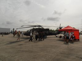 MCAS Airshow 2015 Pics- UH-60 Blackhawk by DRYeisleyCreations