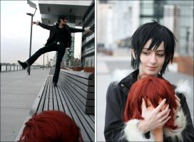 Durarara: The Head by Green-Makakas