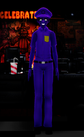 [MMD]FNAF- Purple Guy DL by luckygirl88