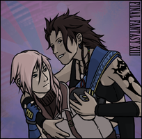 Fang and Lightning by calicoJill