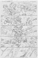 Deathstroke#13 Page#04 by pansica