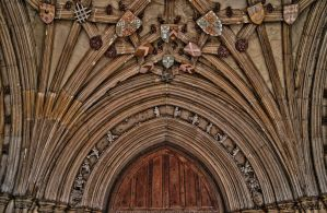 Canterbury cathedral 10 by forgottenson1