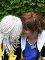 Sora - Nose kiss by SoraPaopu