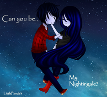 Can You be my Nightingale? by LittlePanda3